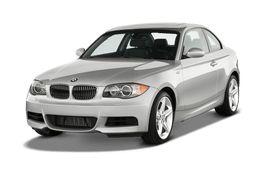 BMW 1 Series I LCI (E87/E81/E82/E88) (E82) Coupe
