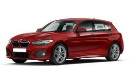 BMW 1 Series II LCI (F20/F21) (F20) Hatchback