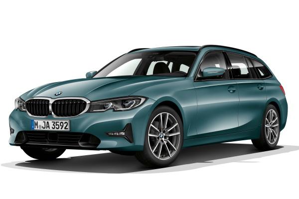 BMW 3er VII (G20/G21) (G21) Touring