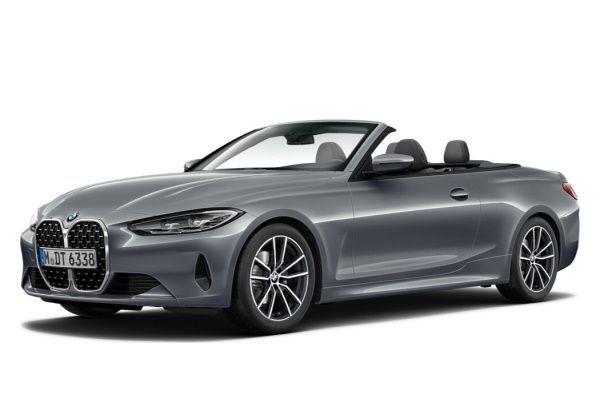 BMW 4 Series G22/G23/G26 (G23) Convertible