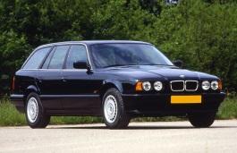 Автомобиль BMW 5 Series III (E34) , год выпуска 1988 - 1997
