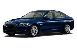 BMW 5 Series VI (F10/F11) (F11) Touring