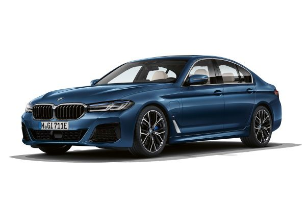 BMW 5 Series VII (G30/G31) Facelift (G30) Saloon