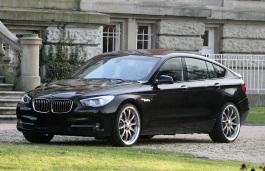 BMW 5 Series Gran Turismo VI (F07) (F07) Liftback