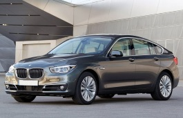 BMW 5 Series Gran Turismo VI LCI (F07) (F07) Liftback