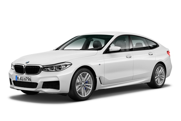 BMW 6 Series Gran Turismo wheels and tires specs icon