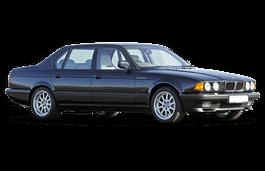 BMW 7 Series II (E32) (E32) Saloon