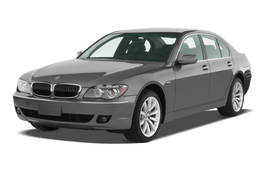 BMW 7 Series IV (E65/E66/E67/E68) Facelift (E65) Saloon