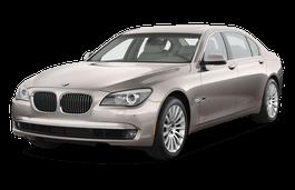 BMW 7 Series V (F01/F02/F03/F04) (F01) Saloon