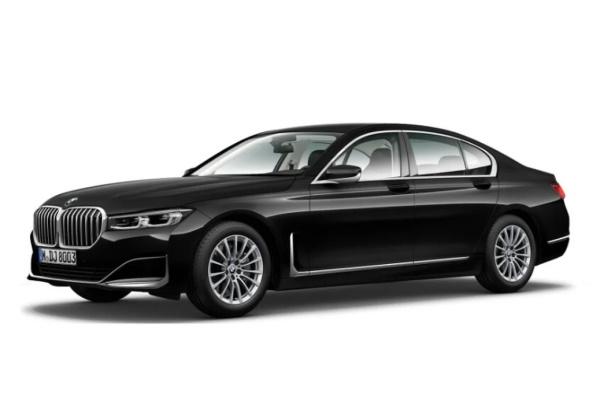 BMW 7 Series VI (G11/G12) Facelift (G11) Saloon