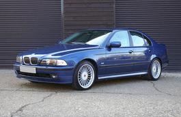 BMW Alpina B10 wheels and tires specs icon