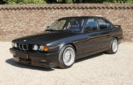 BMW Alpina B11 wheels and tires specs icon