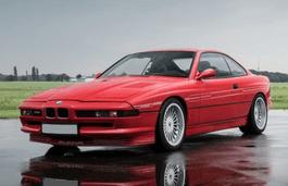 BMW Alpina B12 E31 Coupe