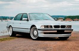 BMW Alpina B12 wheels and tires specs icon