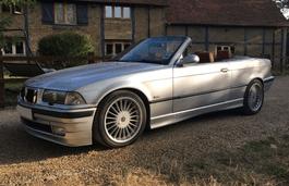 BMW Alpina B3 E36 Convertible