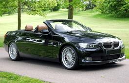 BMW Alpina B3 E90/E91/E92/E93 (E93) Convertible