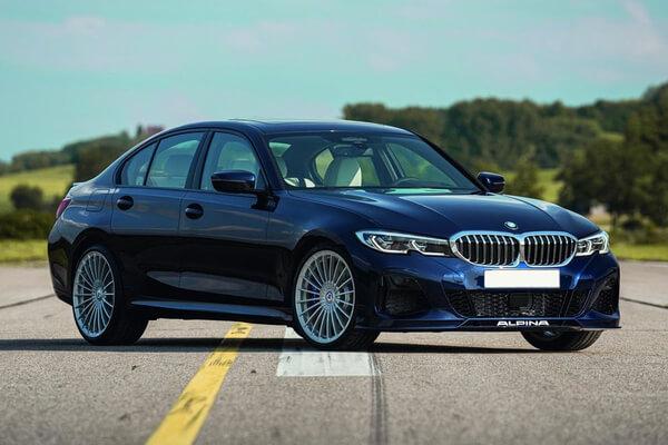 BMW Alpina B3 G20/G21 (G20) Saloon