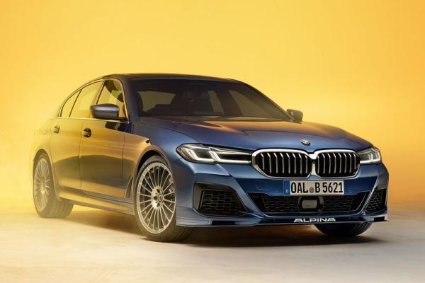 BMW Alpina B5 G30/G31 (G30) Berline