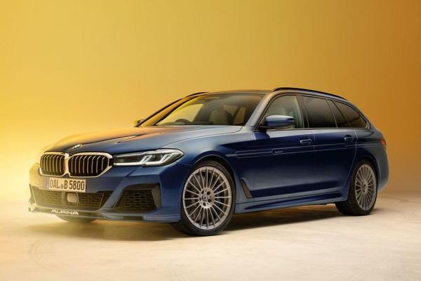 BMW Alpina B5 G30/G31 (G31) Touring