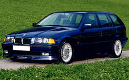 BMW Alpina B6 E36 Touring