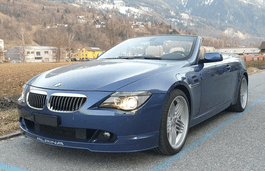 BMW Alpina B6 E63/E64 (E64) Convertible