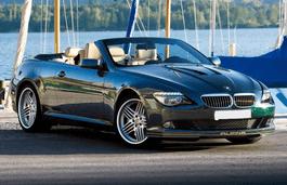 BMW Alpina B6 E63/E64 Facelift (E64) Convertible
