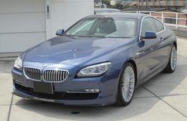 BMW Alpina B6 wheels and tires specs icon