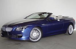 BMW Alpina B6 F06/F12/F13 (F12) Convertible