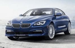 BMW Alpina B6 F06/F12/F13 Facelift (F06) Gran Coupe