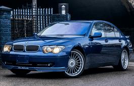 BMW Alpina B7 E65/E66 Saloon