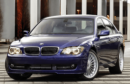 BMW Alpina B7 E65/E66 Facelift Saloon