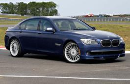 BMW Alpina B7 F01/F02 Saloon