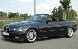 BMW Alpina B8 E36 Convertible