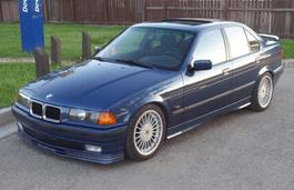 BMW Alpina B8 E36 三厢