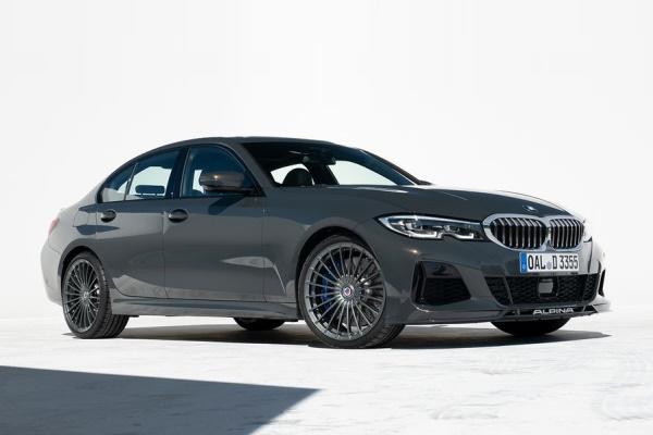 BMW Alpina D3 G20/G21 (G20) Limousine