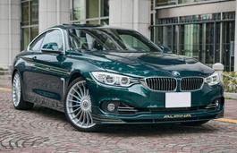 BMW Alpina D4 F32/F33 (F32) Coupe