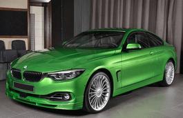 BMW Alpina D4 F32/F33 Facelift (F32) Coupe