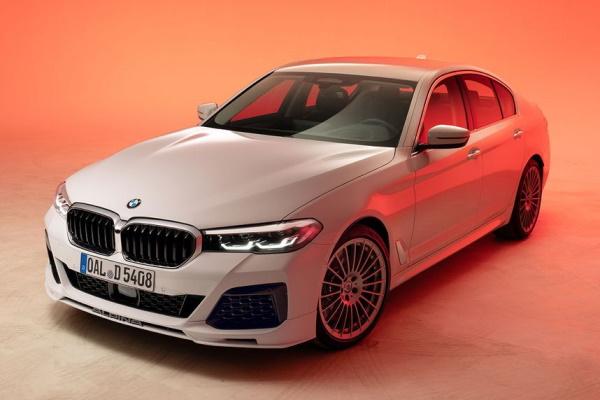 BMW Alpina D5 G30/G31 (G30) Saloon