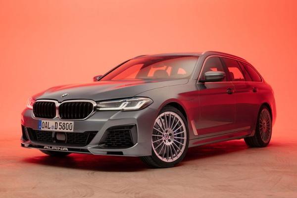 BMW Alpina D5 G30/G31 (G31) Touring