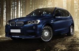 BMW Alpina XD3 F25 SUV