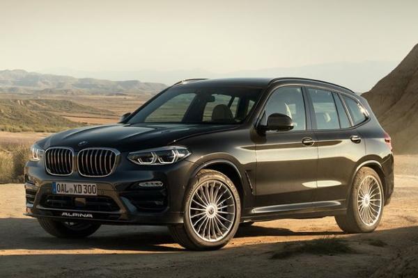 BMW Alpina XD3 G01 SUV