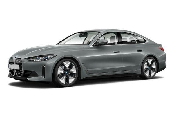 BMW i4 G26 (G26) Liftback