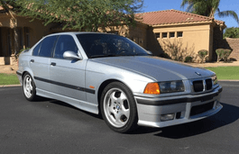BMW M3 E36 Limousine