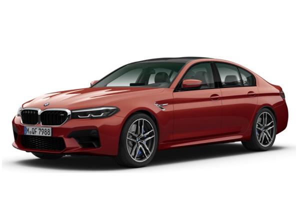 BMW M5 VI (F90) Facelift (F90) Limousine