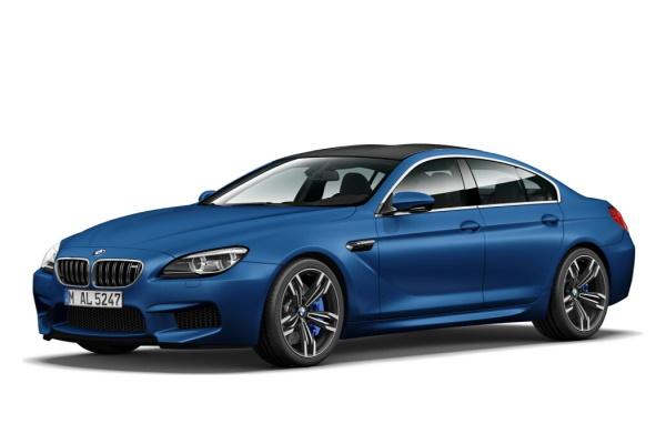 BMW M6 F06/F12/F13 Facelift (F06) Gran Coupe