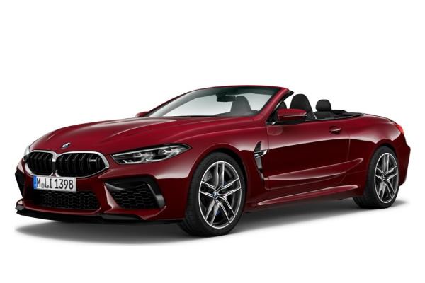 BMW M8 F91/F92/F93 (F91) Cabrio
