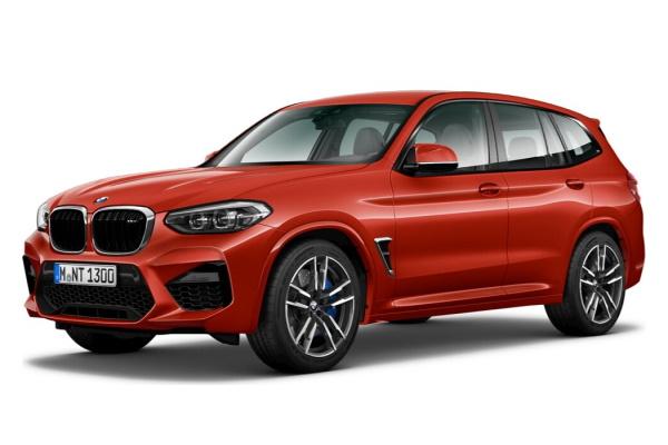 BMW X3 M F97 (F97) SUV