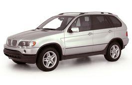 BMW X5 I (E53) (E53) SUV