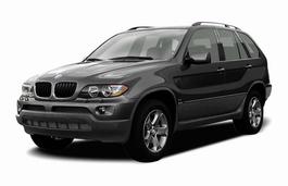 BMW X5 I (E53) Facelift (E53) SUV