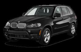 BMW X5 II (E70) Facelift (E70) SUV